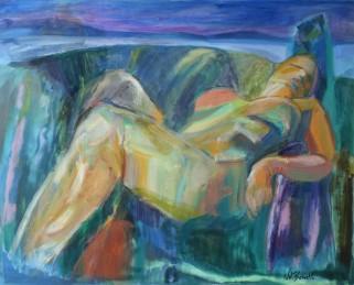 Nude at Ardgroom